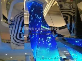 p2.5大厅LED超清显示屏价格要多少钱一平方米