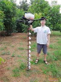多功能电线杆挖坑机电力载杆专家