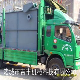 纸箱厂造纸废水处理设备 吉丰科技技术新颖
