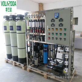 生产工业双级反渗透纯水设备 医药用EDI超纯水设备 玻璃钢纯水机