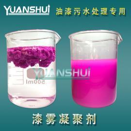 供应涂装循环水处理专用漆雾凝聚剂AB剂 厂家直销