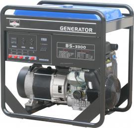 百力通 BS-3400顶置 百力通动力汽油发电机