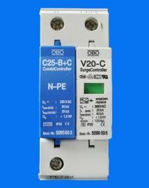 雷创防雷-DEHN浪涌保护器BSP M2 BE HF5安装方式