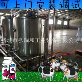 牛奶设备|牛奶加工工艺流程|小型牛奶生产线设备价格