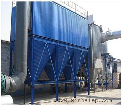 GMC高温布袋锅炉除尘器