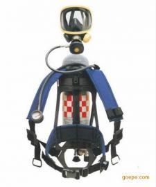 直销SCBA123L-C900消防空气呼吸器Pano面罩/6.8L Luxfer带表气瓶