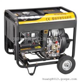 5KW电启动汉萨柴油发电机价格