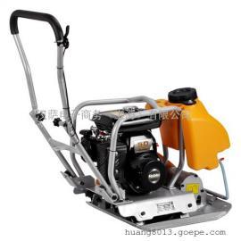 进口动力汽油机平板夯可压实30厘米深度
