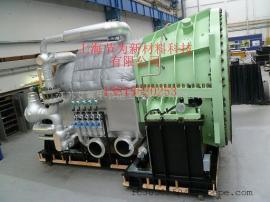 节为可拆卸透气机保温被 可拆卸隔音罩