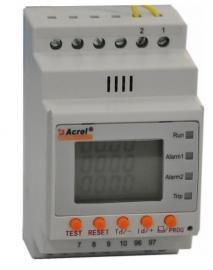 安科瑞单相电压继电器ASJ10-AV3 单相交流电压 厂家直销