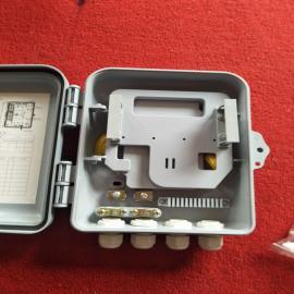 1分8光分路器箱插片式分光箱 12芯分纤箱