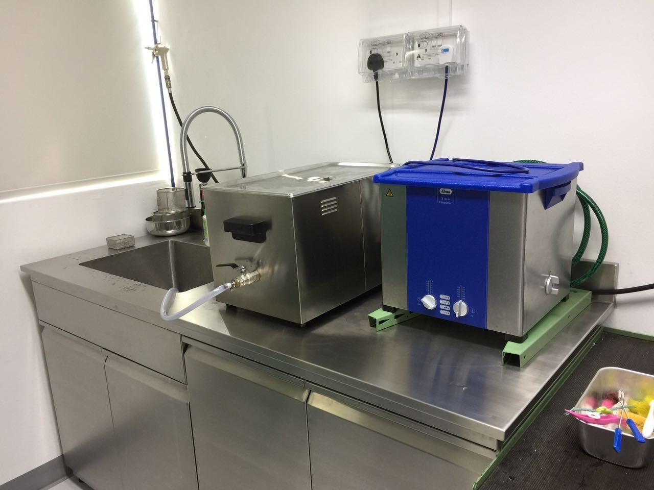 实验室高性能elma P300H超声波清洗机国内现货