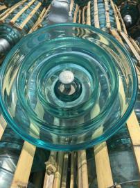 盘形悬式玻璃绝缘子 U120B/146玻璃绝缘子