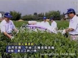 茶园管理专卖采茶机 汽油采茶机 单双人采茶机 金花菜采收机