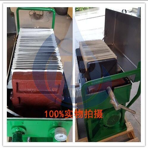 BK-150型轻便式板框过滤机、小型移动式板框压滤机