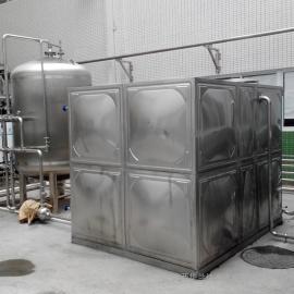供应承接大型工业UF超滤设备 超滤膜山泉水设备 华兰达厂家