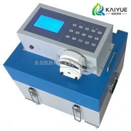 水质检测KY-8000E便携式等比例水质采样器