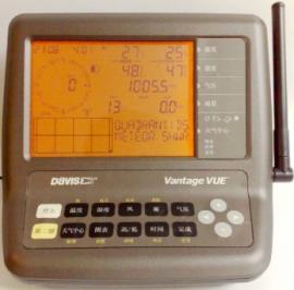 Davis Vantage Vue无线气象站(控制台中文显示)
