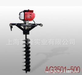 锐尔Real TB50PFL 挖坑机,进口动力TB50齿轮式种植机