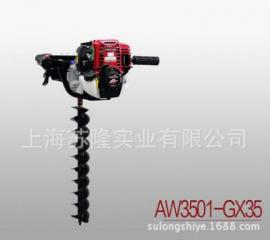原装本田GX35 动力种植机,挖地钻,,本田HONDA GX35挖坑机