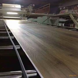 新一代PVC地板生产线机械设备