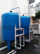北流井水过滤器 博白井水过滤设备 容县水发黄净水器生产厂家