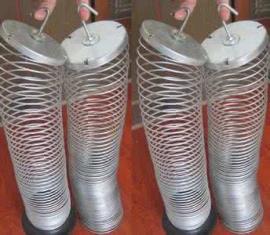 清灰除尘设备配件设计制作售后维修弹簧骨架