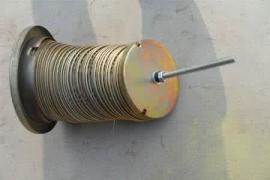 除尘器设备配件设计制作售后维修弹簧袋笼