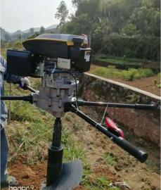一款操作简单的管桩取土机