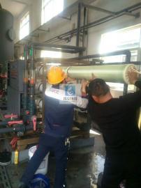 生活垃圾填埋场垃圾渗滤液处理设备MBR/NF/RO膜元件更换