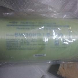 陶氏抗污染海淡膜SW30HRLE-400反渗透膜RO滤膜8040反渗透膜芯