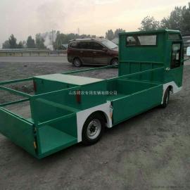 四轮电动垃圾转运车