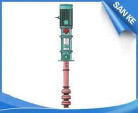 清洁能源供热用熔盐泵