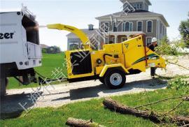 美国威猛大型树枝 树干粉碎机 枝叶粉碎机最大粉碎直径30CM