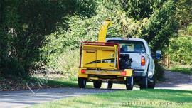 美国威猛BC1000S粉碎机 树枝树干园林绿化养护粉碎机
