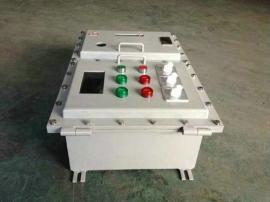 远程防爆控制箱BXK51