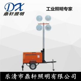 SFW6130全方位移动照明灯塔4*1000W金卤灯