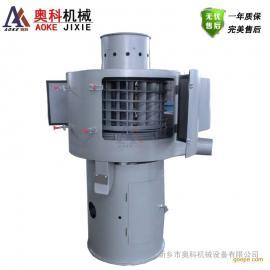 轻质碳酸钙专用筛分机 不锈钢立式气流筛分机 奥科气流筛厂家