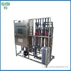 供应不锈钢EDI反渗透设备 石油行业超纯水设备 高纯水装置