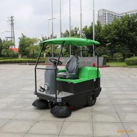 玛西尔驾驶式电动扫地车DQS14 小区道路停车场用电动清扫车