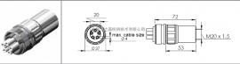 德国GES GS 515/1E高压连接器