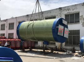 一体化污水提升泵站厂家 污水一体化预制泵站厂家
