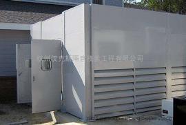 空调室外机噪声治理,中央空调外机降噪
