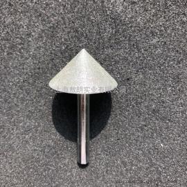 金刚石圆锥磨头 STRAUSS 以色列进口内孔修整