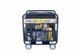 野外移动式280A发电电焊机参数
