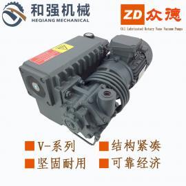 ZD众德真空泵 V0200B 油润滑真空泵 吸塑机气泵 贴合机真空泵