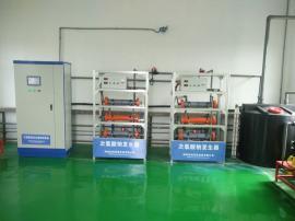 自来水消毒设备/大型水厂次氯酸钠发生器