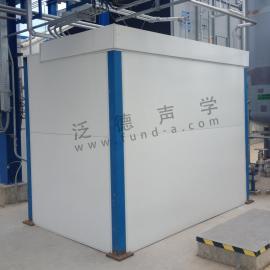 空压机噪声治理 杜邦农化金山厂空压机降噪工程