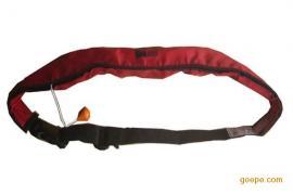 YFDCQY-02腰带式自动充气气胀救生圈救生衣