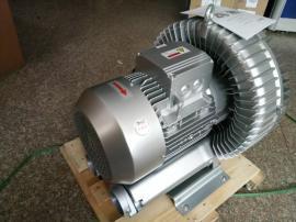 旋涡气泵 2.2KW高压风机 鱼池曝气风机